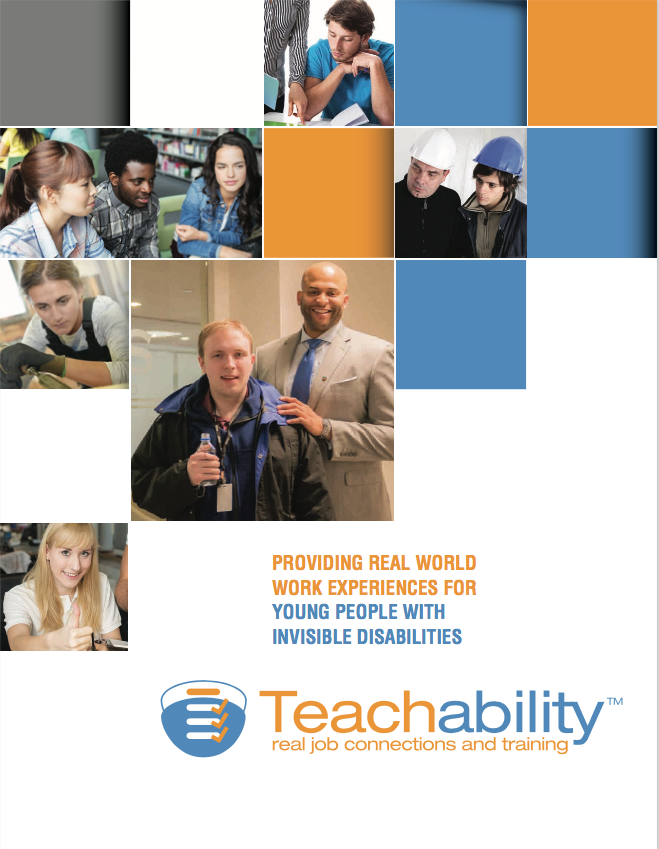 Teachability Brochure